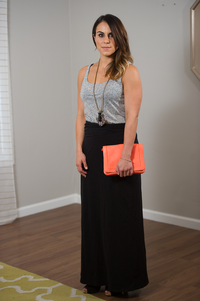 6 ways to wear a maxi skirt likehearted