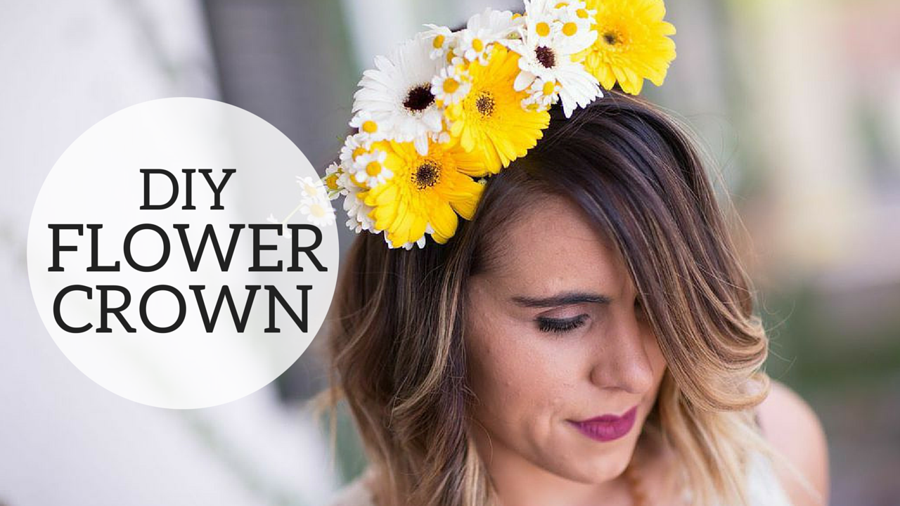 Likehearted live what you love pin this diy flower crown izmirmasajfo